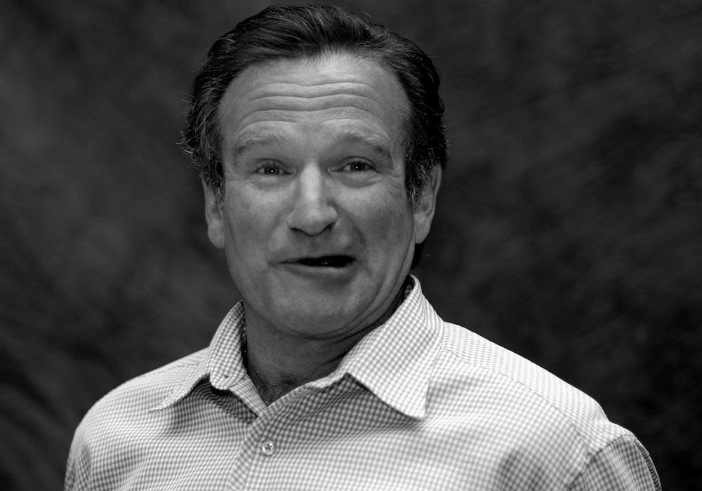 Robin Williams infografika